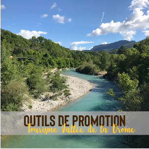 Projet de communication - OT Coeur de Drôme